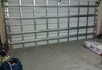 Broken Garage Door Spring Replacement - Dallas